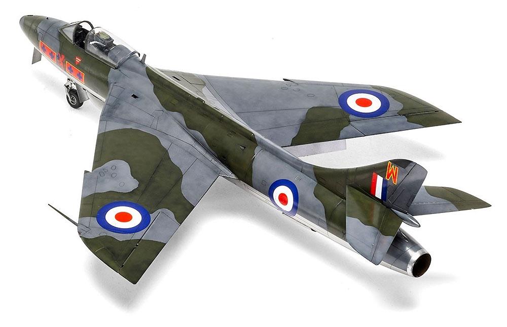 ホーカー ハンター F.6プラモデル(エアフィックス1/48 ミリタリーエアクラフトNo.A09185)商品画像_3