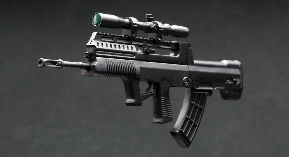 95TYPE (95式自動小銃)プラモデル(橘猫工業1/12 ARMED WORLDNo.AW-001)商品画像_3