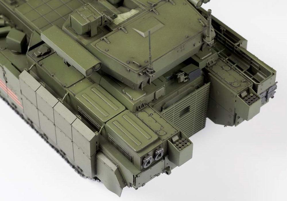 ロシア歩兵戦闘車 TBMP T-15 アルマータプラモデル(ズベズダ1/35 ミリタリーNo.3681)商品画像_3