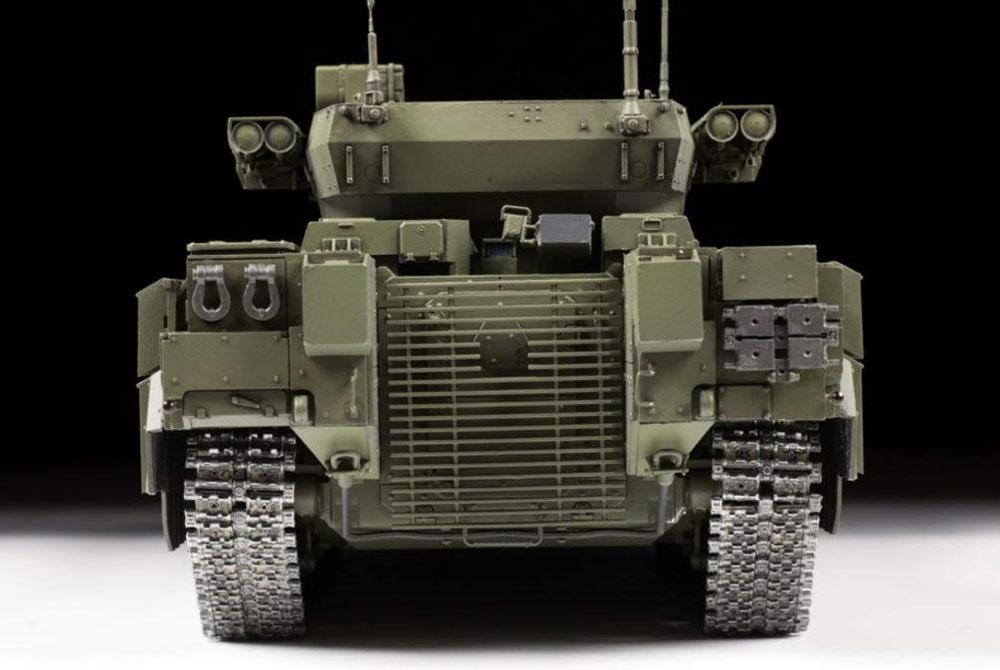 ロシア歩兵戦闘車 TBMP T-15 アルマータプラモデル(ズベズダ1/35 ミリタリーNo.3681)商品画像_4