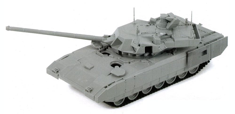 T-14 アルマータ ロシア主力戦車プラモデル(ズベズダ1/72 ミリタリーNo.5056)商品画像_1