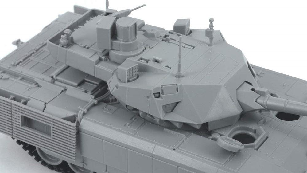T-14 アルマータ ロシア主力戦車プラモデル(ズベズダ1/72 ミリタリーNo.5056)商品画像_2