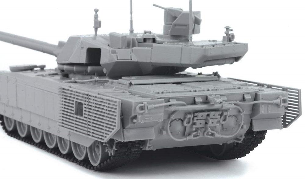 T-14 アルマータ ロシア主力戦車プラモデル(ズベズダ1/72 ミリタリーNo.5056)商品画像_3