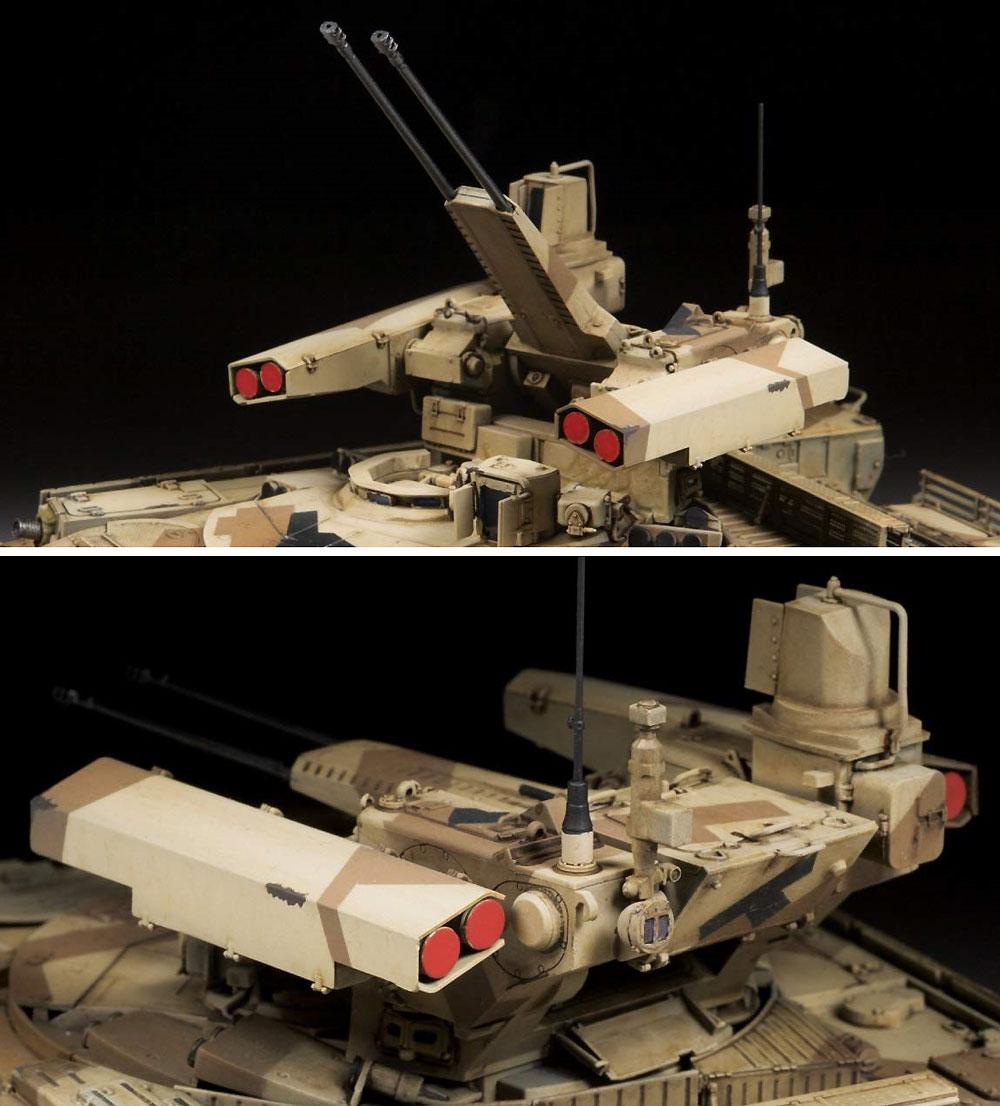 BMPT-72 ターミネーター 2 火力支援戦闘車プラモデル(ズベズダ1/35 ミリタリーNo.3695)商品画像_3