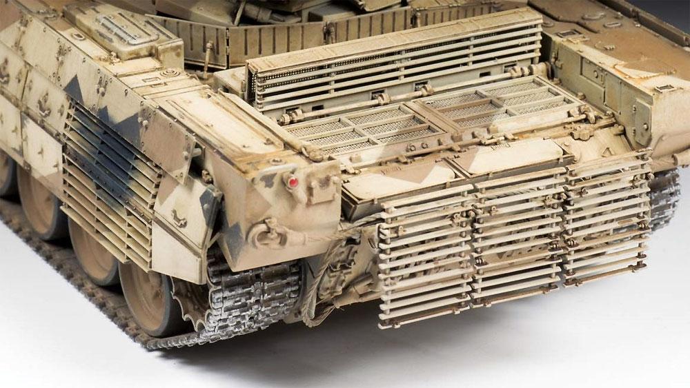 BMPT-72 ターミネーター 2 火力支援戦闘車プラモデル(ズベズダ1/35 ミリタリーNo.3695)商品画像_4