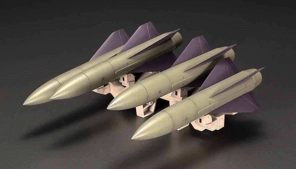 エクステンドアームズ 07 (誘導弾 改良ホーク)プラモデル(コトブキヤフレームアームズ (FRAME ARMS)No.044)商品画像_1