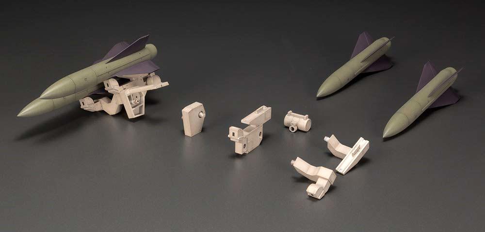 エクステンドアームズ 07 (誘導弾 改良ホーク)プラモデル(コトブキヤフレームアームズ (FRAME ARMS)No.044)商品画像_2