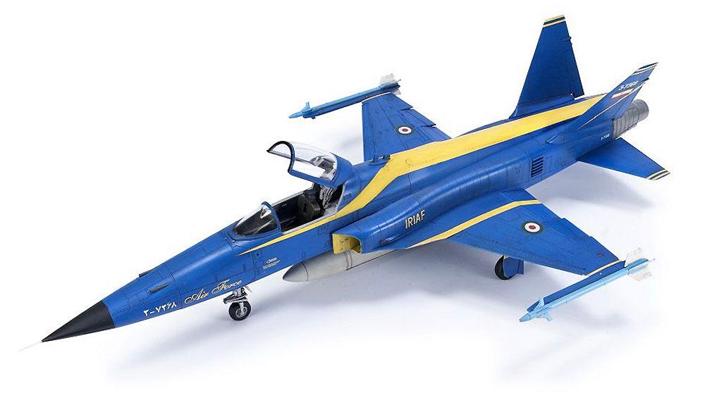 イラン空軍 サーエゲ 80 戦闘機プラモデル(AFV CLUB1/48 エアクラフト プラモデルNo.AR48111)商品画像_2