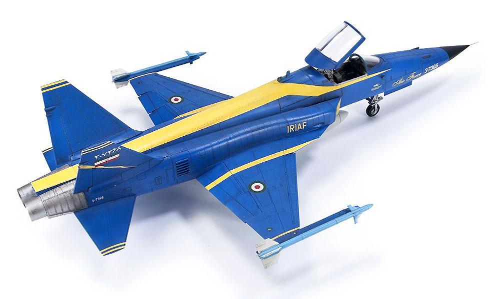 イラン空軍 サーエゲ 80 戦闘機プラモデル(AFV CLUB1/48 エアクラフト プラモデルNo.AR48111)商品画像_3