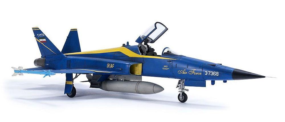 イラン空軍 サーエゲ 80 戦闘機プラモデル(AFV CLUB1/48 エアクラフト プラモデルNo.AR48111)商品画像_4