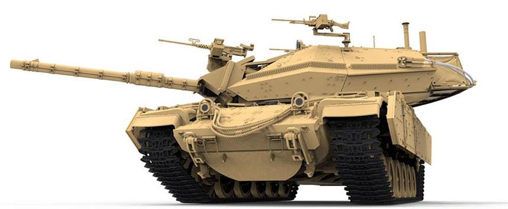 イスラエル 主力戦車 マガフ 6B ガル バタシュプラモデル(MENG-MODEL1/35 ティラノサウルス シリーズNo.TS-040)商品画像_4