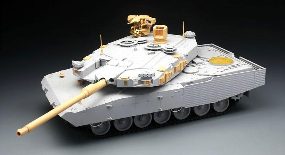 ドイツ レオパルト 2 レボリューション 2 主力戦車プラモデル(タイガーモデル1/35 AFVNo.4628)商品画像_3