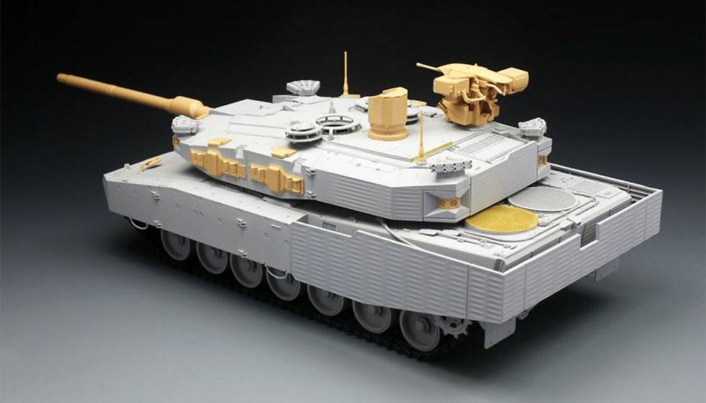 ドイツ レオパルト 2 レボリューション 2 主力戦車プラモデル(タイガーモデル1/35 AFVNo.4628)商品画像_4