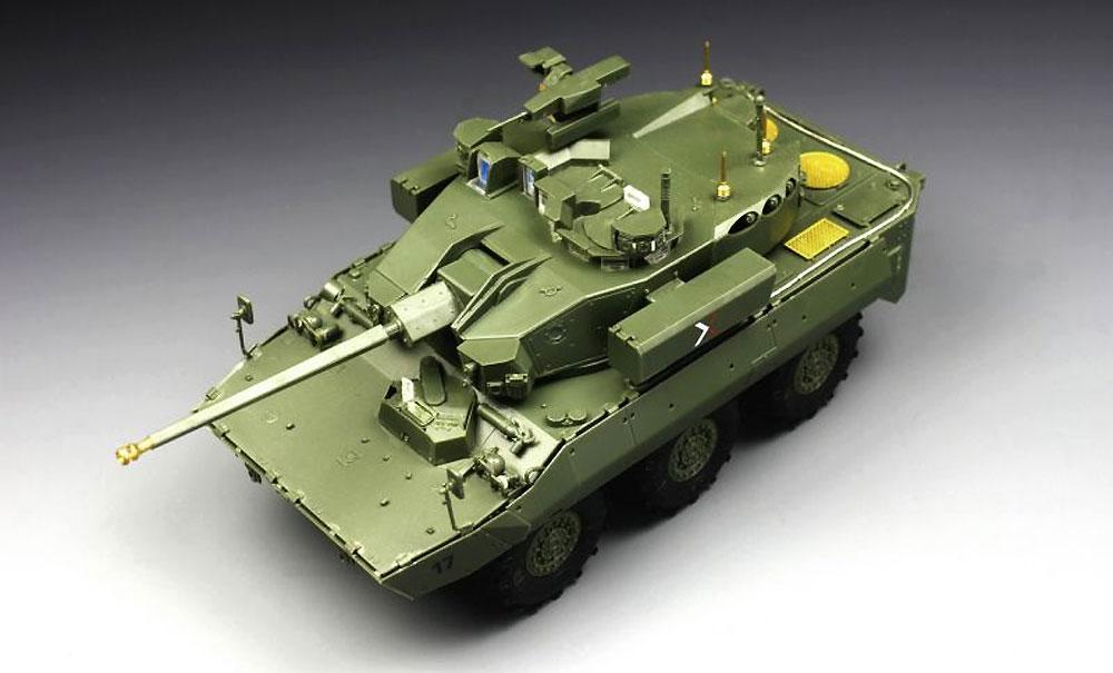AMX-10RCR w/ネクスター T-40M CTAS砲塔プラモデル(タイガーモデル1/35 AFVNo.4665)商品画像_3