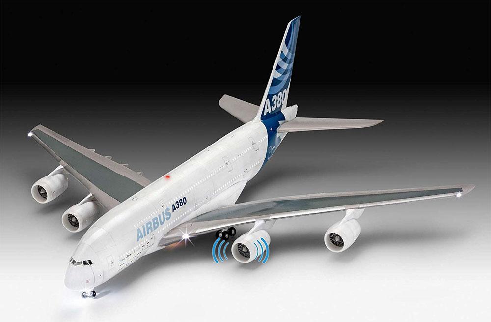 エアバス A380-800プラモデル(レベルレベルテクニックNo.00453)商品画像_2