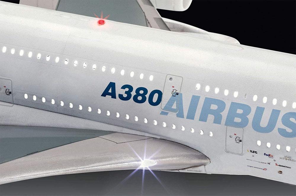 エアバス A380-800プラモデル(レベルレベルテクニックNo.00453)商品画像_3