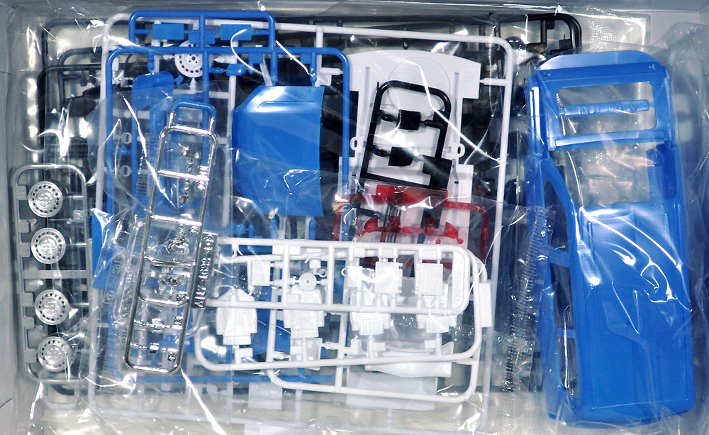 トヨタ NCP160V プロボックス '14 究極 ニパ子ちゃんプラモデル(アオシマ1/24 ザ・モデルカーNo.SP4905083056998)商品画像_1