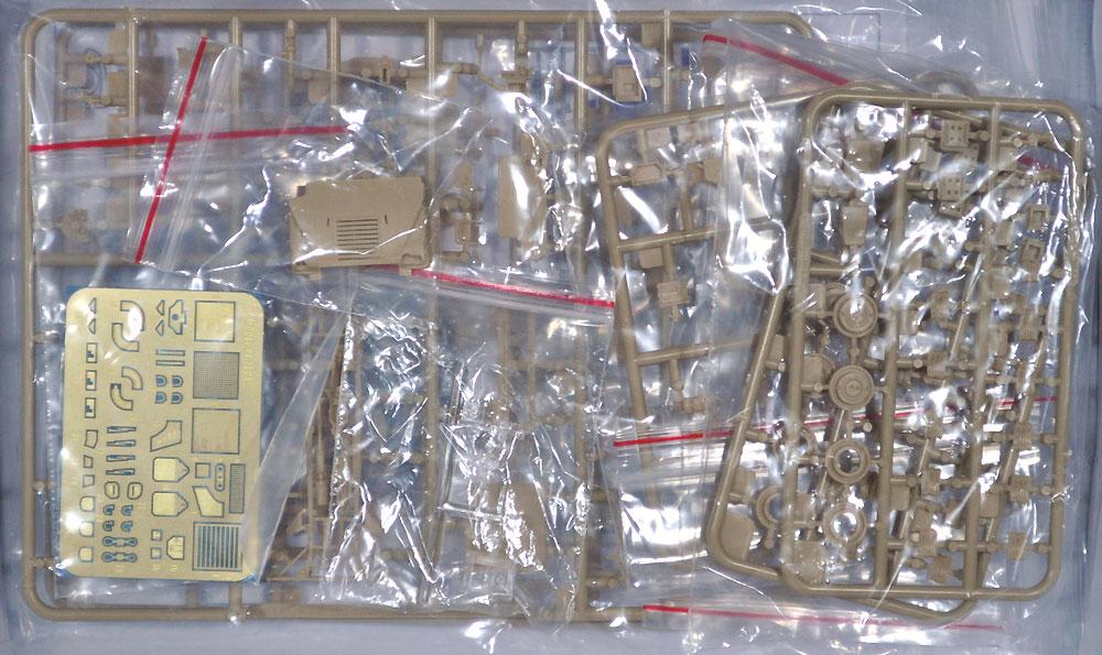 M1114 ハンヴィー w/M153 クロウ 2 システムプラモデル(ティーモデル1/72 ミリタリー プラモデルNo.TM7204)商品画像_1