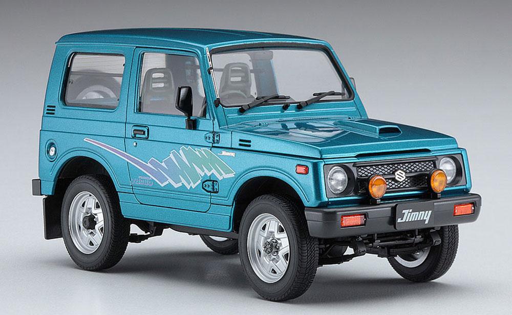 スズキ ジムニー JA11-2型プラモデル(ハセガワ1/24 自動車 限定生産No.20387)商品画像_2