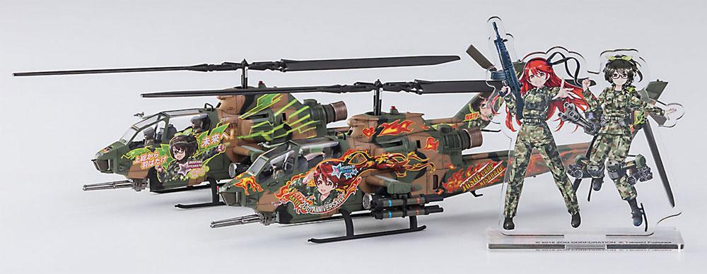 ベル AH-1S コブラチョッパー 木更津スペシャルプラモデル(ハセガワ1/72 飛行機 限定生産No.SP394)商品画像_2