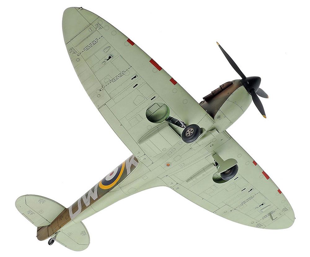 スーパーマリン スピットファイア Mk.1プラモデル(タミヤ1/48 傑作機シリーズNo.119)商品画像_4