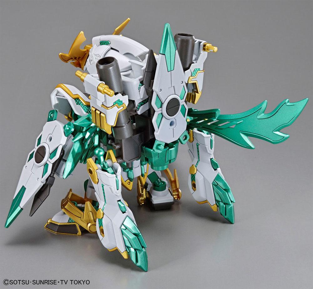 RX-零丸 神気結晶(プラモデル(バンダイHGBD ガンダムビルドダイバーズNo.026)商品画像_3
