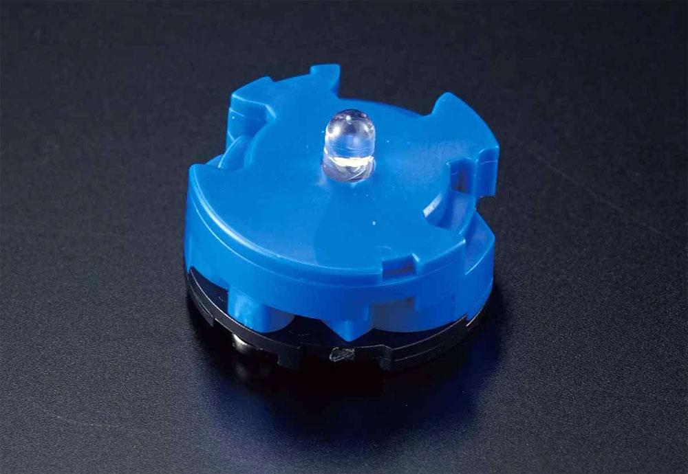LEDユニット ブルーLED(バンダイ発光ユニットNo.2449537)商品画像_2