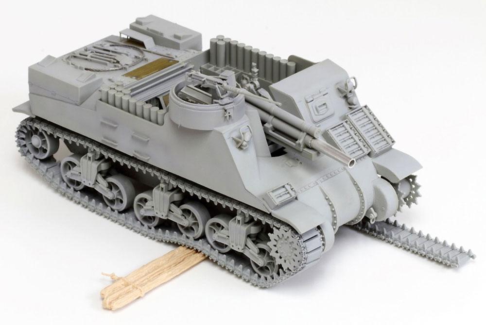 アメリカ M7 プリースト 初期生産型 w/マジックトラックプラモデル(ドラゴン1/35 '39-'45 SeriesNo.6817)商品画像_4