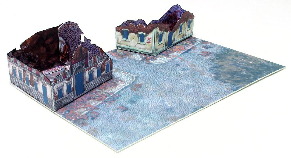 ミニアーマーコレクション 第1弾 10箱入りプラモデル(ドラゴン1/144 ミニアーマーNo.14051)商品画像_3