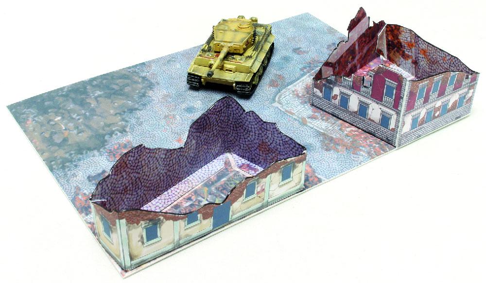 ミニアーマーコレクション 第1弾 10箱入りプラモデル(ドラゴン1/144 ミニアーマーNo.14051)商品画像_4