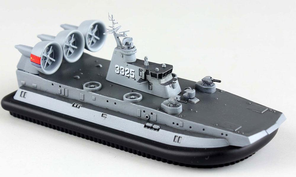 中国海軍 ズーブル級 エアクッション揚陸艇プラモデル(ドリームモデル1/700 艦船モデルNo.DM70006)商品画像_4