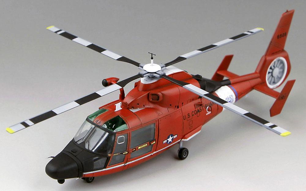 アメリカ 沿岸警備隊 HH/MH-65C/D ヘリコプタープラモデル(ドリームモデル1/72 航空機モデルNo.DM720005)商品画像_3