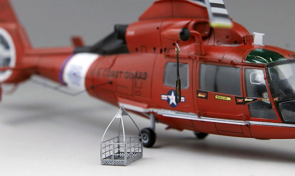 アメリカ 沿岸警備隊 HH/MH-65C/D ヘリコプタープラモデル(ドリームモデル1/72 航空機モデルNo.DM720005)商品画像_4