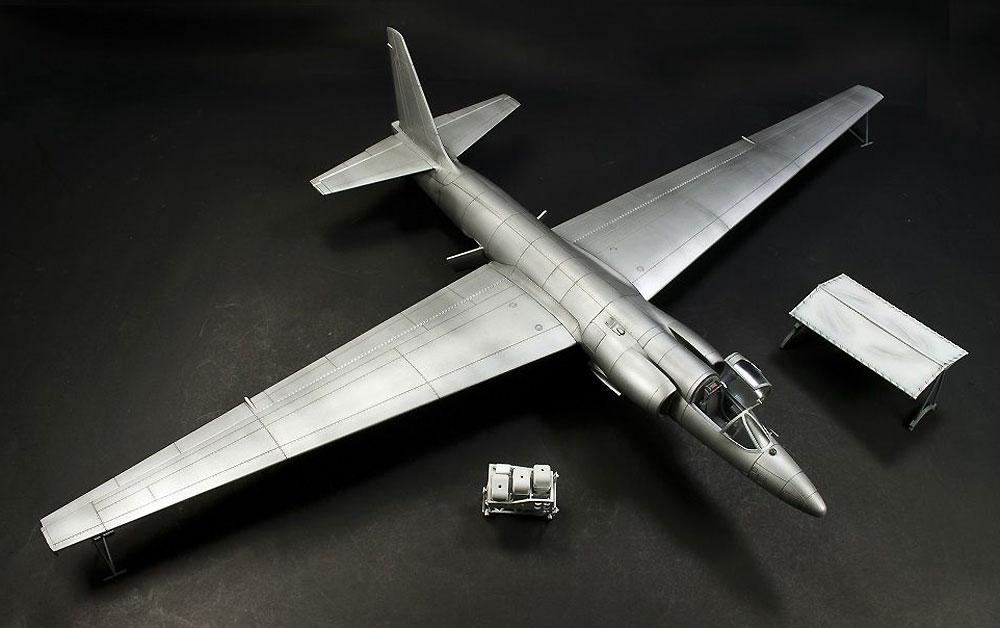 ロッキード U-2A 高高度戦術偵察機 ドラゴンレディプラモデル(AFV CLUB1/48 エアクラフト プラモデルNo.AR48112)商品画像_2