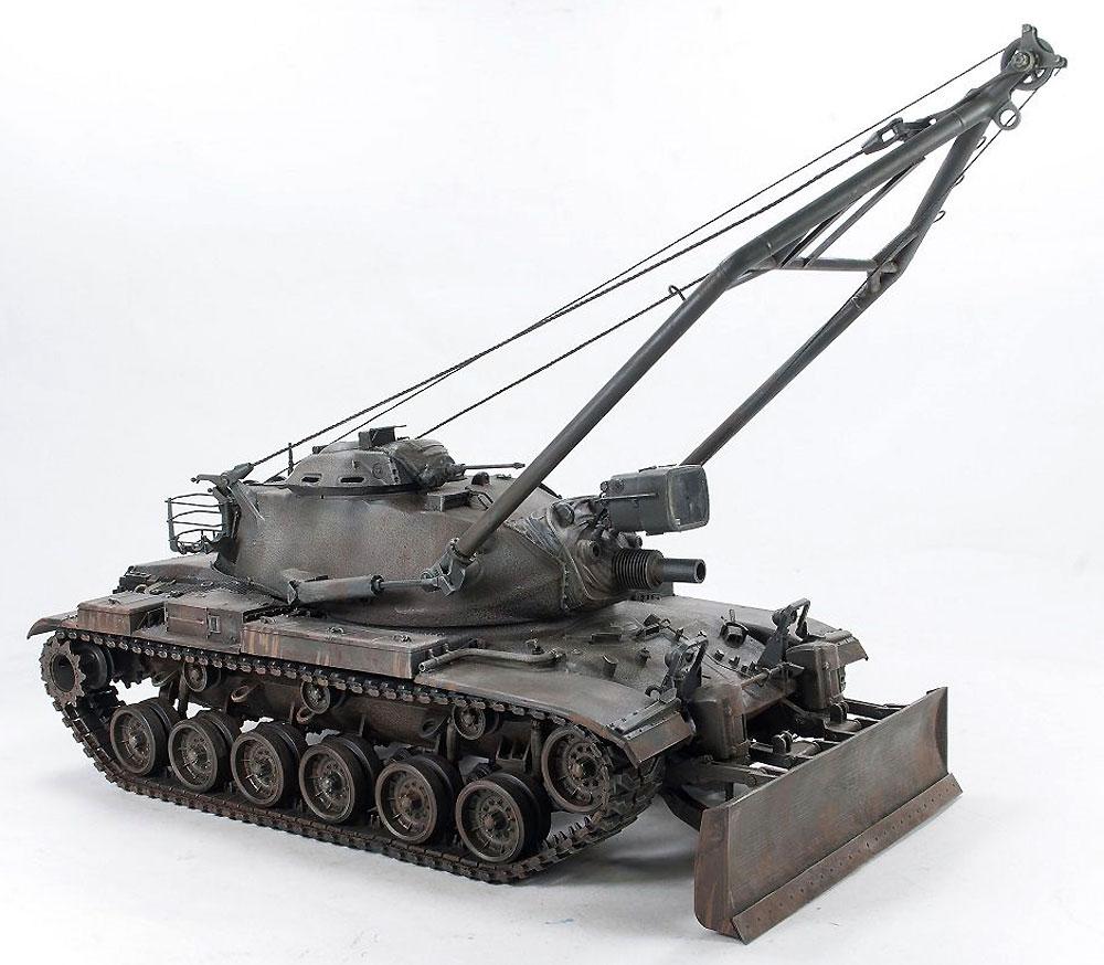 M728 戦闘工兵車プラモデル(AFV CLUB1/35 AFV シリーズNo.AF35254)商品画像_2
