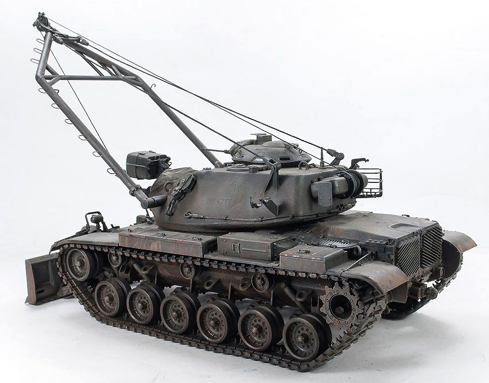M728 戦闘工兵車プラモデル(AFV CLUB1/35 AFV シリーズNo.AF35254)商品画像_3