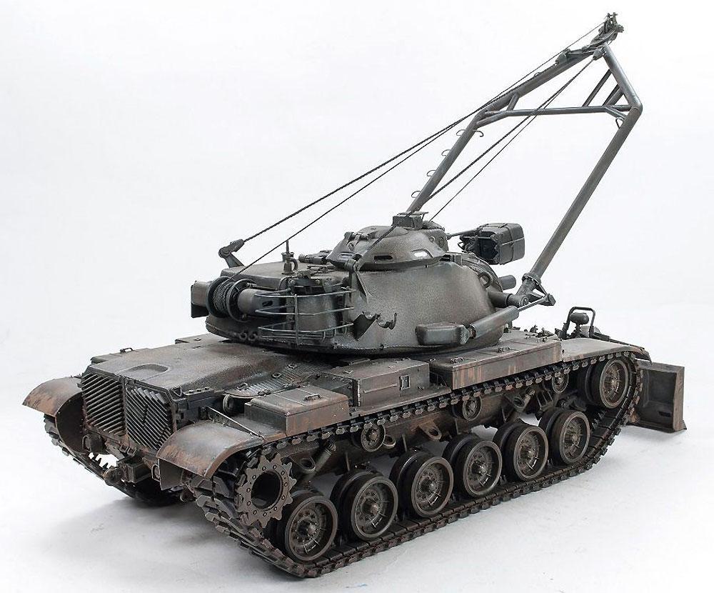 M728 戦闘工兵車プラモデル(AFV CLUB1/35 AFV シリーズNo.AF35254)商品画像_4