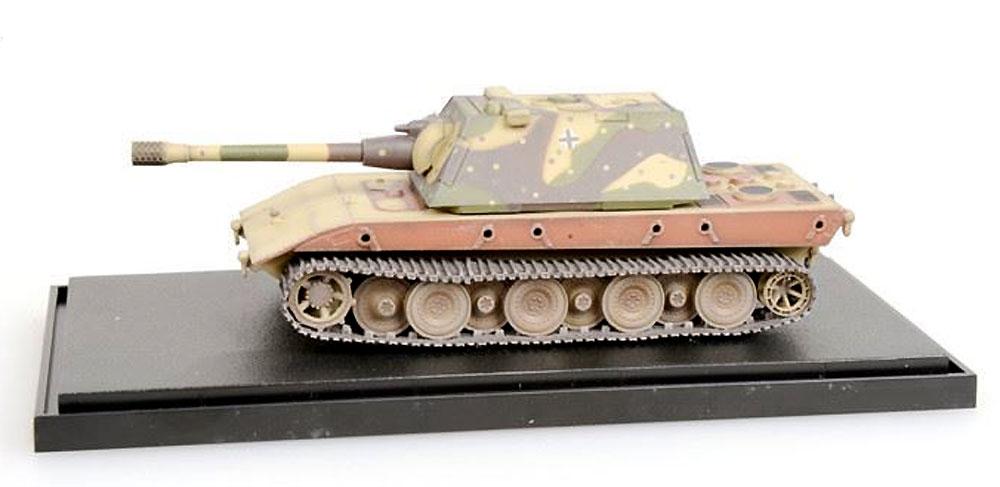 ドイツ E-100 重戦車 クルップ砲塔 1946年完成品(モデルコレクト1/72 AFV 完成品モデルNo.MODAS72124)商品画像_1