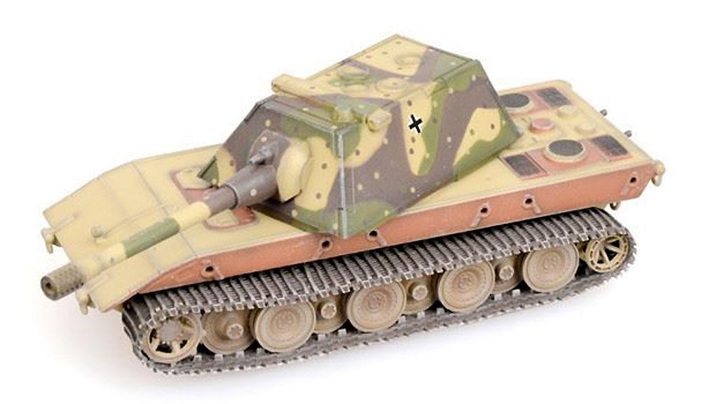 ドイツ E-100 重戦車 クルップ砲塔 1946年完成品(モデルコレクト1/72 AFV 完成品モデルNo.MODAS72124)商品画像_2