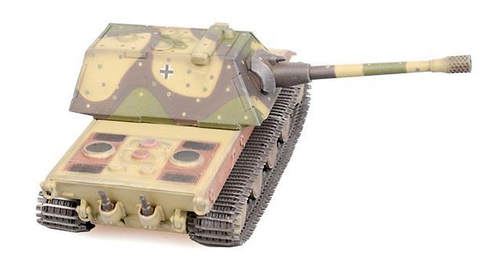 ドイツ E-100 重戦車 クルップ砲塔 1946年完成品(モデルコレクト1/72 AFV 完成品モデルNo.MODAS72124)商品画像_3