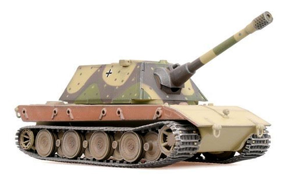 ドイツ E-100 重戦車 クルップ砲塔 1946年完成品(モデルコレクト1/72 AFV 完成品モデルNo.MODAS72124)商品画像_4