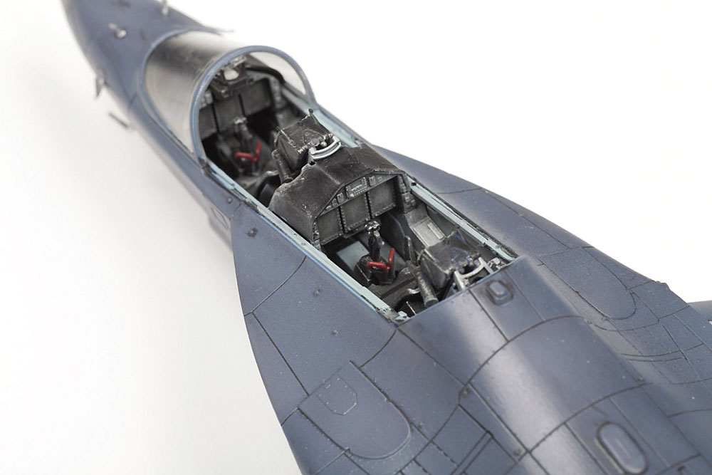 Yak-130 ロシア軽攻撃機プラモデル(ズベズダ1/48 ミリタリーエアクラフト プラモデルNo.4821)商品画像_3