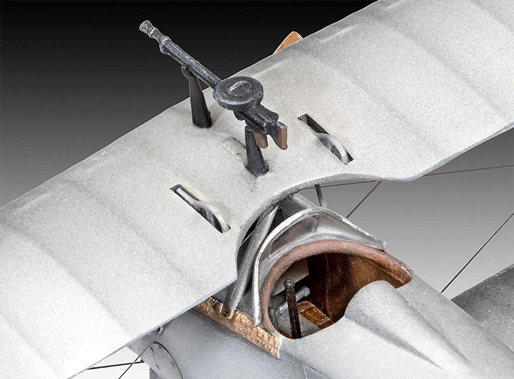 ニューポール 17プラモデル(レベル1/48 飛行機モデルNo.03885)商品画像_3