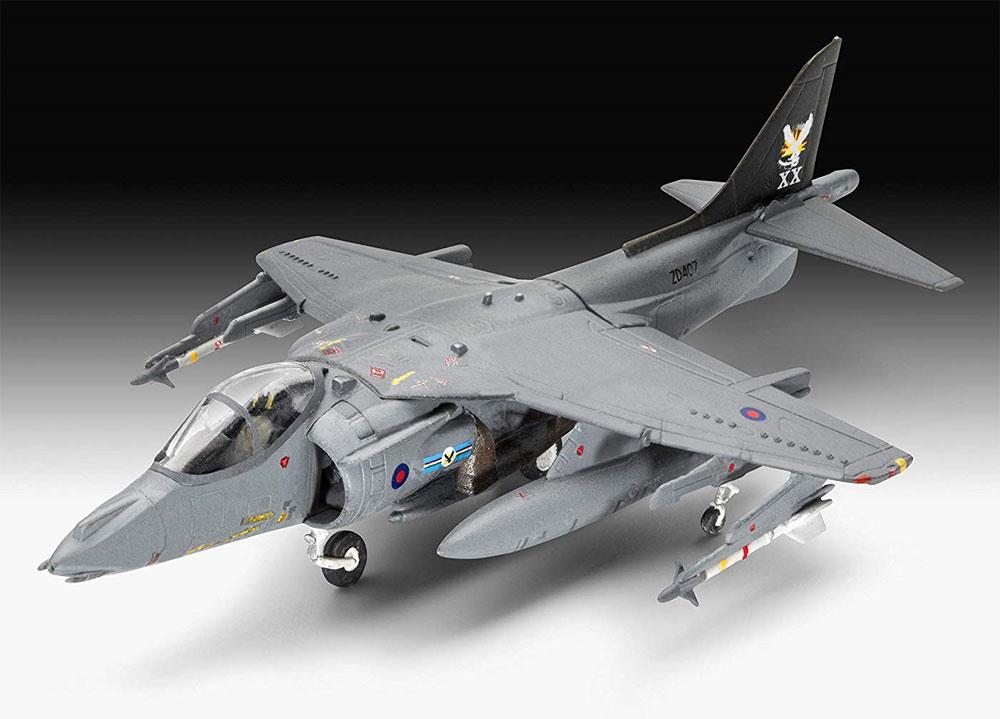 Bae ハリアー GR.7プラモデル(レベル1/144 飛行機No.03887)商品画像_1