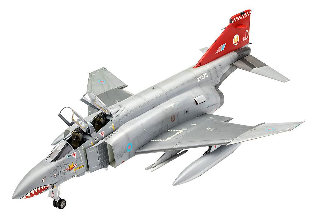ブリティッシュ ファントム FGR.2プラモデル(レベル1/48 飛行機モデルNo.04962)商品画像_1