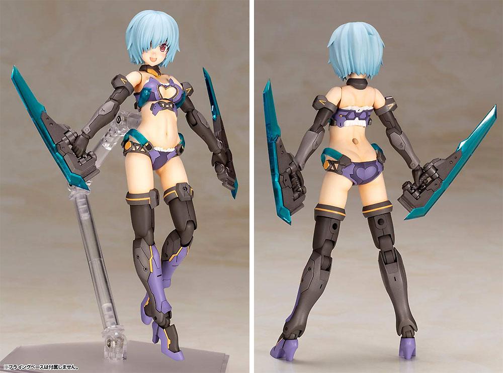 フレズヴェルク Bikini Armor Ver.プラモデル(コトブキヤフレームアームズ・ガールNo.FG058)商品画像_1