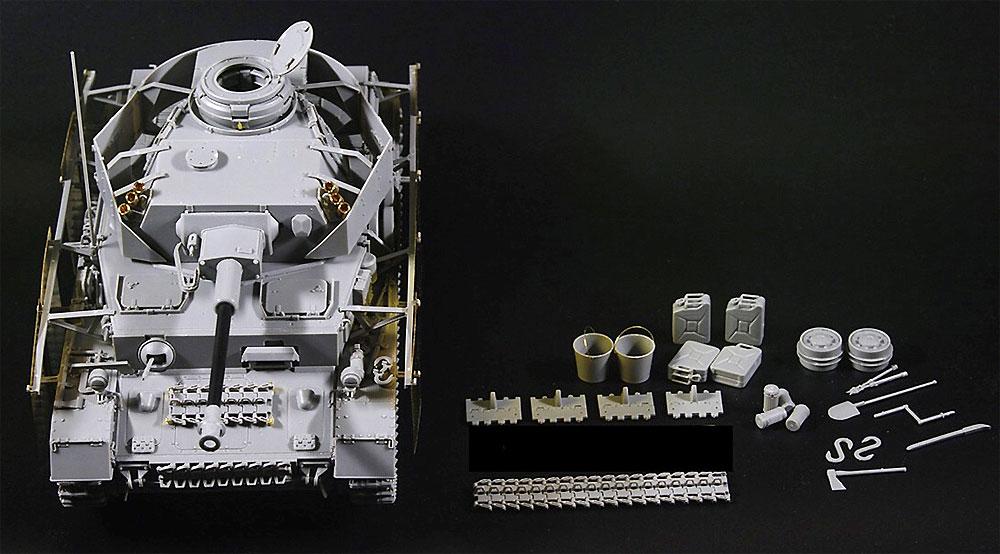 ドイツ 4号戦車 G型 (中/後期型)プラモデル(ボーダーモデル1/35 ミリタリーNo.BT001)商品画像_1
