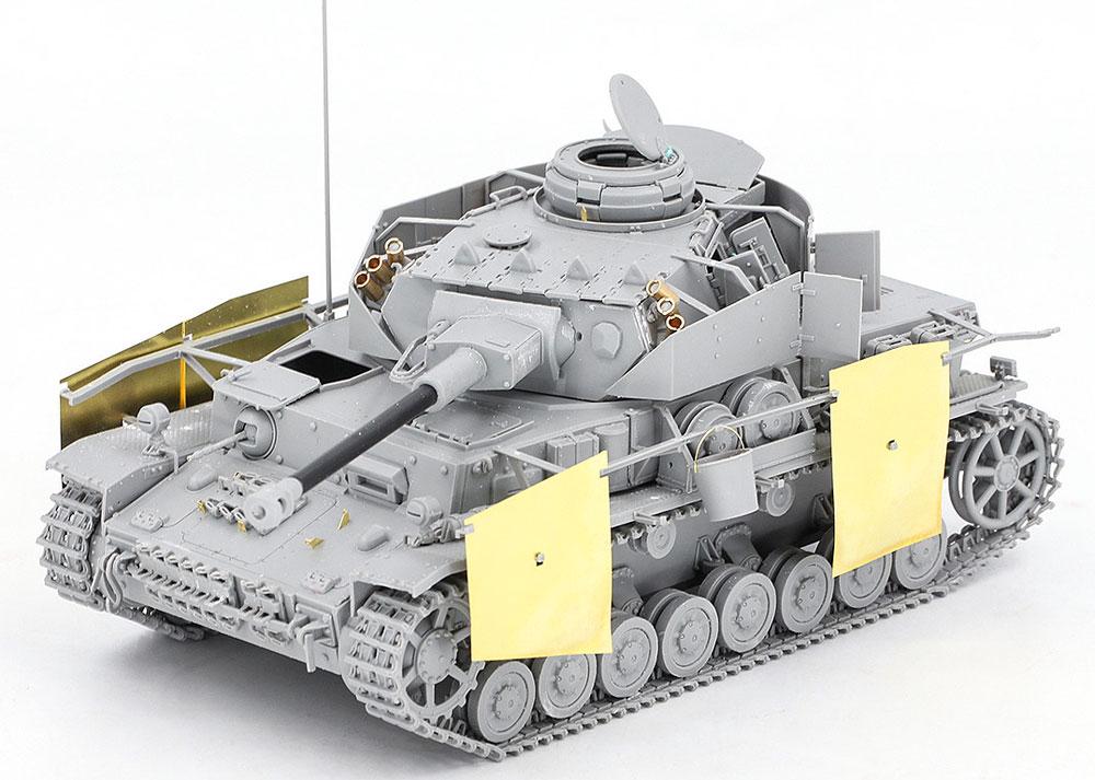 ドイツ 4号戦車 G型 (中/後期型)プラモデル(ボーダーモデル1/35 ミリタリーNo.BT001)商品画像_2