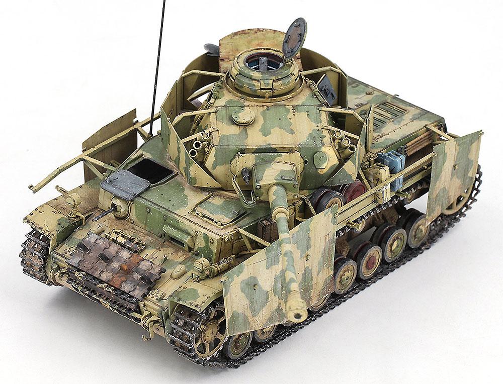 ドイツ 4号戦車 G型 (中/後期型)プラモデル(ボーダーモデル1/35 ミリタリーNo.BT001)商品画像_3
