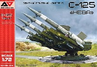 S-125 ネヴァー 地対空ミサイルシステム